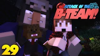 Minecraft: PRANKING BAJAN CANADIAN! PRANKING JEROMEASF! Attack Of The B-Team Modded Survival (29)