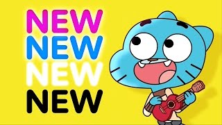 Cartoon Network - The Amazing World of Gumball - New Episodes in February Promo