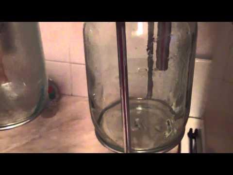 Из чего сделать дистиллированную воду в домашних условиях
