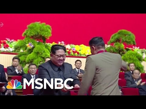 How Will President Donald Trump Counter North Korea In 2018? | MTP Daily | MSNBC