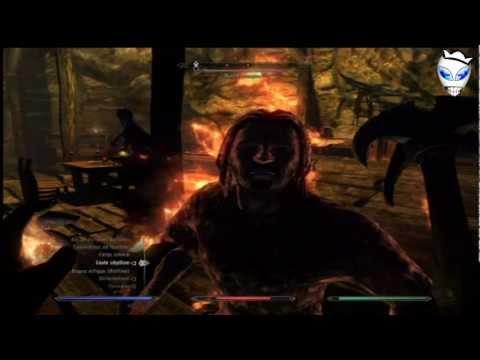 TUTO Vampire The Elder Scrolls V: Skyrim - Comment devenir un vampire (se transf
