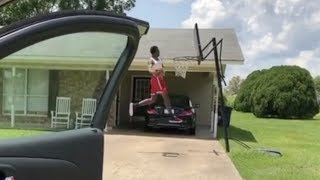 Drive By Dunk Challenge - BEST OF #DriveByDunkChallenge