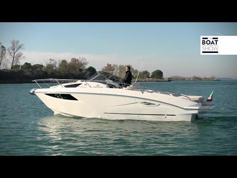 [ITA] CRANCHI ENDURANCE 30 - Review - The Boat Show