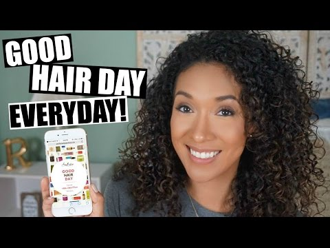 Good Hair Day Everyday with Shea Moisture   RisasRizos