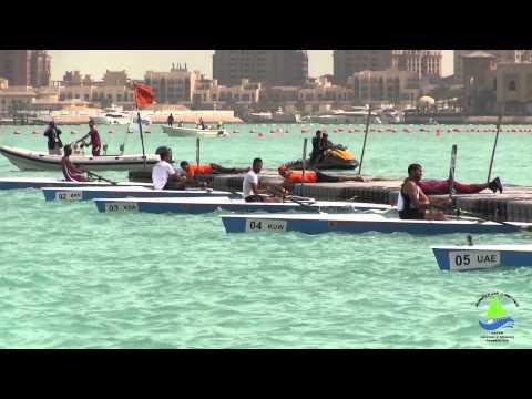Qatar Sailing & Rowing Federation - Rowing Promo