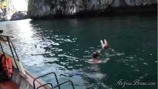 Видео путешествия в деталях.Азия.Отпуск-Снорклинг.Ko Chueak.Thailand.103