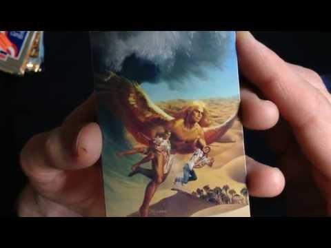 Sci-fi & Fantasy Art Cards, Part 3