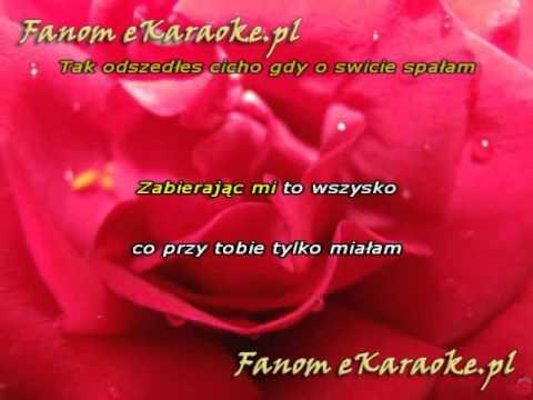 Natalia Oreiro-Cambio Dolor Karaoke Po Polsku
