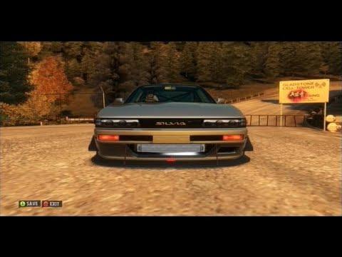 forza horizon mod   silvia s13 swap forza 4 car   youtube