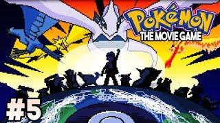 Pokemon The Movie Game Part 5 ASH SAVED THE WORLD! Pokemon Fan Game Gameplay Walkthrough