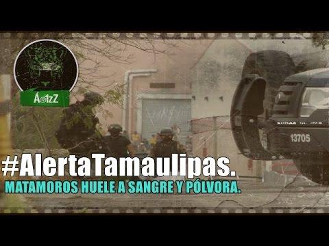Matamoros huele a sangre y pólvora. Una alcaldesa, un periodista y un general.