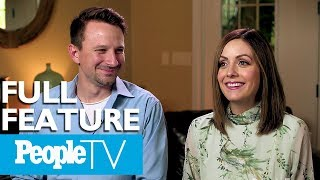 'Bachelor In Paradise' Alums Carly Waddell & Evan Bass On Life With Their Baby Daughter | PeopleTV