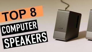 BEST 8: Computer Speakers 2018
