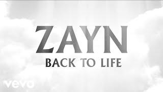 Zayn Back To Life Audio