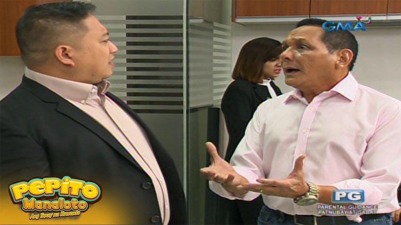 Pepito Manaloto: 'Pag may aberya, si Tommy ang nagdala!