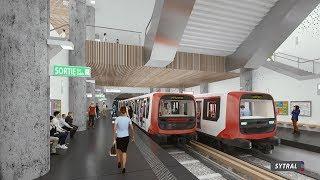 Prolongement du métro B : la présentation du projet !