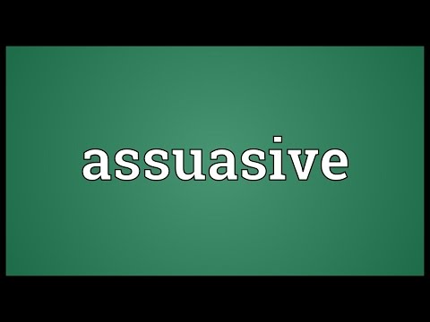 Header of assuasive