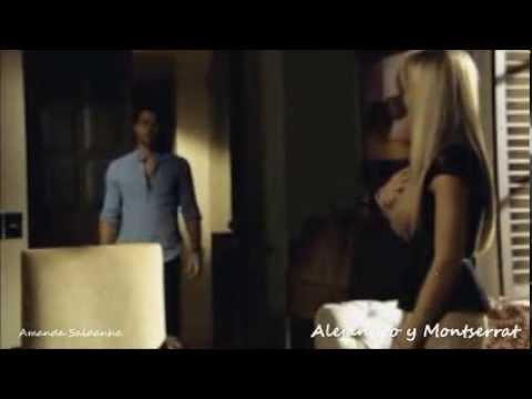 Alejandro y Montserrat - Ahora Tu - Lo Que La Vida Me Robó