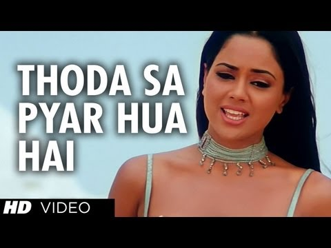 Thoda Sa Pyar Hua Hai [full Song] Maine Dil Tujhko Diya video