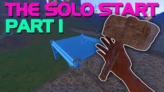The SOLO START... (Duo Series #1) - Rust