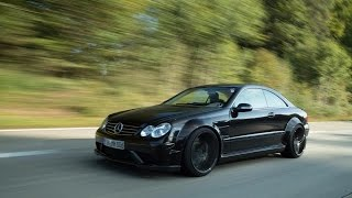 Black Series - Mercedes CLK TUNING  | CARPORN