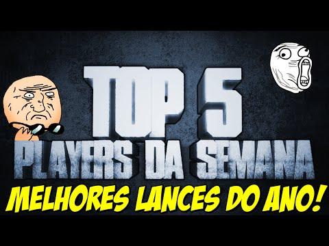 Point Blank - Top 5 Players Da Semana 2014 - Melhores Lances!