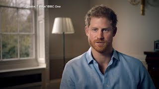 Prince William and Prince Harry speak out about their mother in powerful new film