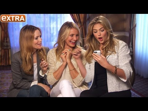 Cameron Diaz, Leslie Mann and Kate Upton Take Our 'Other Woman' Cheating & Dating Quiz