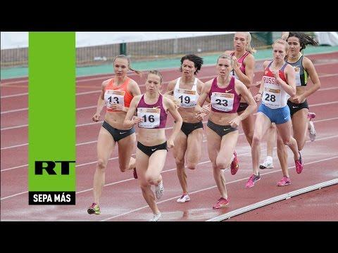 Suspenden a los atletas rusos de participar en los Juegos Olímpicos 2016