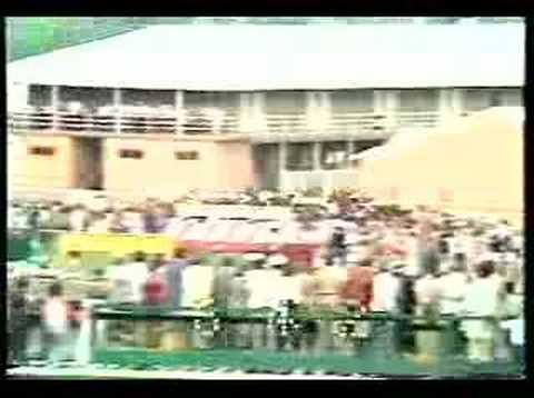 1978 Preakness Stakes -- Affirmed vs. Alydar