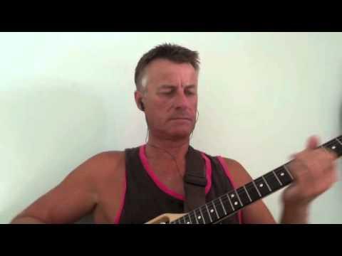 On the Beach. Music: Chris Rea Style: Jeff Golub Guitar: Steve Bellinger