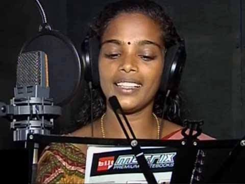 Chandralekha Singing Rajahamsame Again New Vedio Recording video