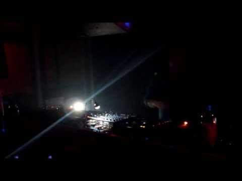 PAUL DALEY (ex Leftfield) - London, Dance Tunnel 09-05-2013