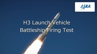 H3 Battleship Firing Test