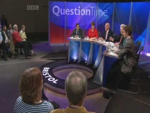 Mehdi Hasan - Question Time part 5 of 6 10.02.11