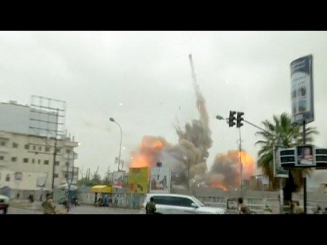 دست کم ۸۰ نفر در بمباران های یمن جان باختند