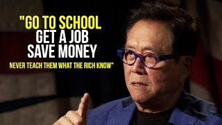 Poverty is Not An Accident | An Illuminating Interview With Robert Kiyosaki