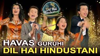 Download Phir Bhi Dil Hai Hindustni.  HAVAS guruhi.  Kakhramon Uzbekistan 3Gp Mp4
