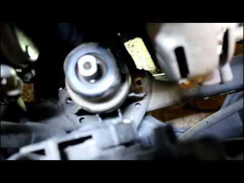 DIY 2000 Toyota Camry motor mount replacement