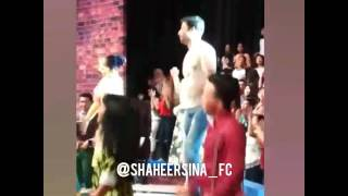 Shaheer Sheikh - Chicken Dance Practice at Pesbukers