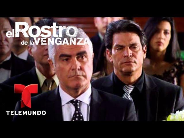 El Rostro de la Venganza - El Rostro / Capítulo 156 (1/5) / Telemundo