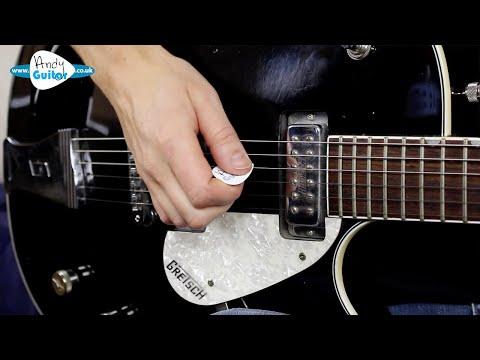 Lesson Guitar - Beginner Exercises - Alternate Picking