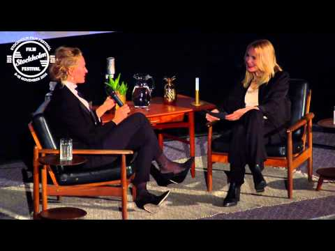 Uma Thurman - Face2Face at Park - Stockholm International Film Festival