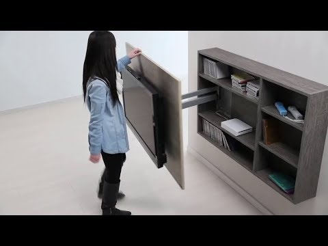 Great Space Saving Ideas - Smart Furniture #4