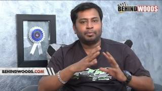 Alex Pandian - ALEX PANDIAN PRAVEEN K.L EDITOR INTERVIEW PART-1