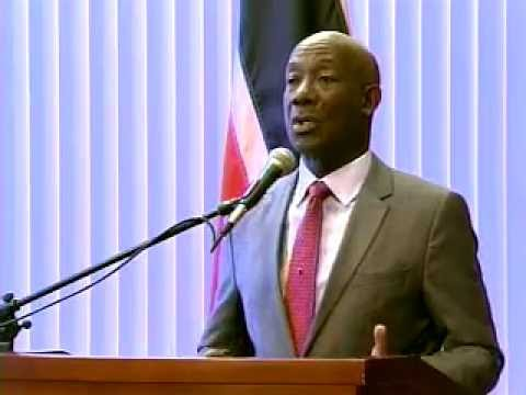PRIME MINISTER'S ADDRESS ON RETURN FROM JAMAICA VISIT