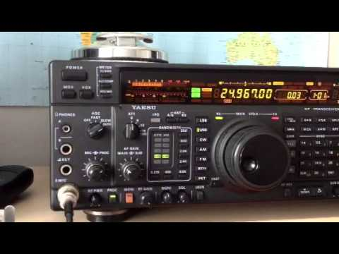 PJ4NX Bonaire Curaçao Amateur station Yaesu FT-1000MP