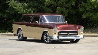 1955 Chevrolet Bel Air Nomad FOR SALE / 136325