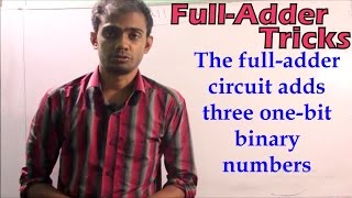 Full Adder (ফুল অ্যাডার) A to Z with easy tricks | HSC ICT Bangla Tutorial
