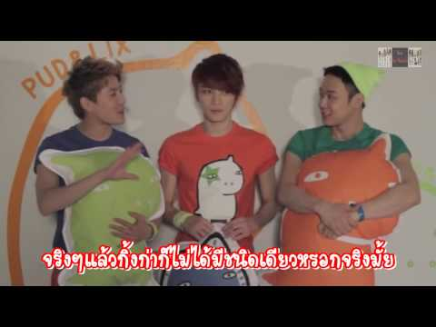 [Thaisub] 130424 JYJ NII 2013 Summer - Interview PUD + LIX